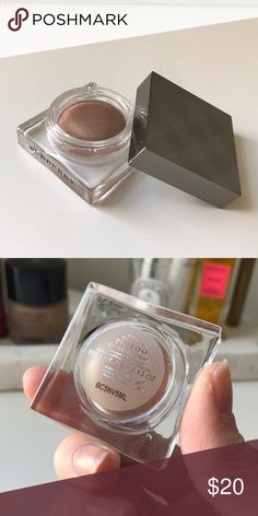 Burberry Gold Copper Eye Colour Cream Used a few times Burberry Makeup Eyeshadow