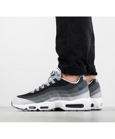 quality design b3887 f8976 Get the latest discounts and special offers on nike air max 95 essential  triple wolf grey black white trainer   shoes, don t miss out, shop today!
