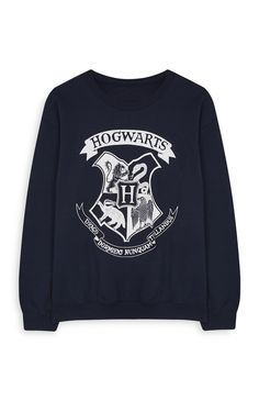 Primark - sweat harry potter hogwarts all things fashion, sh Mode Harry Potter, Estilo Harry Potter, Harry Potter Sweater, Harry Potter Merchandise, Harry Potter Shirts, Harry Potter Style, Harry Potter Outfits, Harry Potter Hogwarts, Harry Potter World