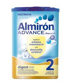 Almirón advance digest 2 leche de continuación  #almiron #continuacion #leche #bebe