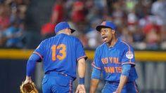 BEISBOL  007: Jonrón de Johnson da victoria a los Mets en el 11m...