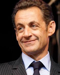 """…poi ci sono i neo papà già papà come """"le president"""" Nicolas Sarkozy…"""
