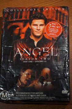 Angel - Season 2 - Part 1 - Used DVD • AUD 13.00 - PicClick AU
