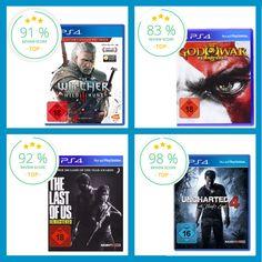 Entdecke beliebte Games für die PS4:
