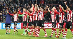 PSV vervolgt zegereeks tegen Duitsers met jubileumgoal