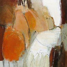 abstrakte Malerei Acryl-Mischtechnik, Renate Migas                                                                                                                                                       (Beauty Art Abstract)