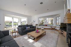 Scottish island for sales as same price as Kensington flat Scottish Islands, Dining Bench, Sofa, London, Living Room, Interior Design, Studio, Bedroom, Live