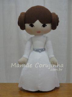 Princesa Leia - Coleção Star Wars