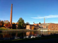 Tampere - Tammerfors