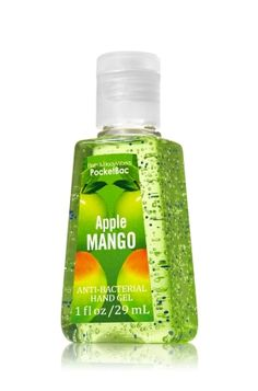 Apple Mango PocketBac Sanitizing Hand Gel - Anti-Bacterial - Bath & Body Works
