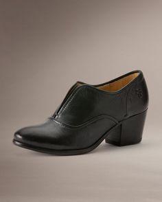14ff506fa93 Clarks Channing Essa - Womens Shoes Black Leather 5 D (Medium ...