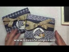 DIY Tutorial: Card Boxes with the Envelope Punch Board Envelopes, Envelope Punch Board Projects, Envelope Maker, Cool Paper Crafts, Easy Diy Gifts, Handmade Gifts, Make Your Own Card, Scrapbooking, Step Cards