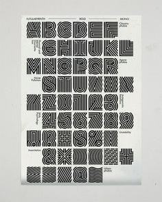 yalegraphicdesign:  Jang Hyun Han (MFA 2013)