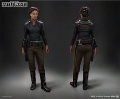 ArtStation - Star Wars Battlefront II - Characters and Creatures, TEO YONG JIN