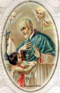 Saint Alexander Sauli, Barnabite priest, bishop and spiritual director of other saints