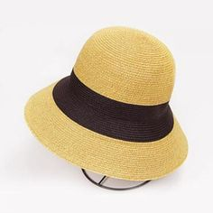 0ca89735d50 Cappelli Estate- Caramel Handcrafted Bowknot Big Brim Sun Hat with ...
