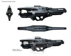 forerunner weapons - Google Search