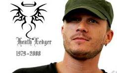 Heath Ledger - forever <3 R.I.P.
