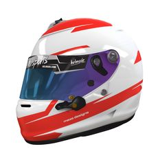 helmade 5Star GP-6S Track Check this out! My very personal #helmade design on helmade.com :https://www.helmade.com/en/helmet-design-arai-gp-6s-track.html