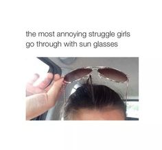 The most annoying struggle