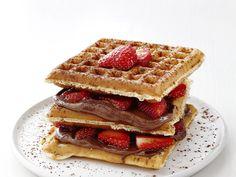"""Waffle """"Cake"""""""
