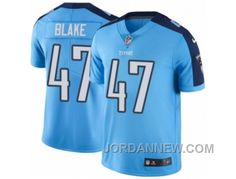 02d1fa65f8f ... Titans 5 Kerry Collins Embroidered Baby Blue With AFL 50TH Anniversary Patch  NFL Jersey!