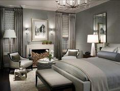 Hervorragend Schlafzimmer Gestalten Grau
