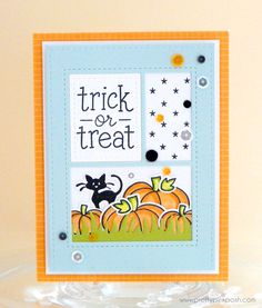 It's mid September, the leaves are starting to fall and I think it's about time I start sharing some Halloween and fall projects here on the blog. I don't know why, but I love mak…
