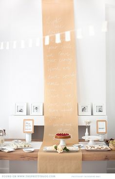 Wedding Bridesmaid Brunch. Luncheon, Breakfast Buffet. kitchen-tea-inspiration-paper_009.jpg (620×960)