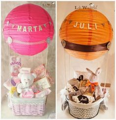 Cute idea for baby shower Baby Hamper, Baby Baskets, Gift Baskets, Baby Shower Parties, Baby Shower Gifts, Regalo Baby Shower, Baby Box, Pregnancy Gifts, Candy Bouquet