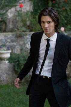 Ben Barnes...I have a friend who looks kinda like him. Weird