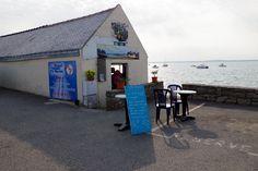 Patrick Dufreche, ostréiculteur à Pénerf Damgan, vente d'huîtres, moules et crustacés. #huitres #crabes #homard #fruitsdemer #seafood #oyster #crab #lobster