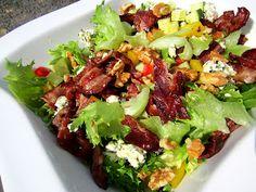 Kääpiölinnan köökissä Kinds Of Salad, Cobb Salad, Salads, Green, Food, Beverage, Essen, Meals, Yemek