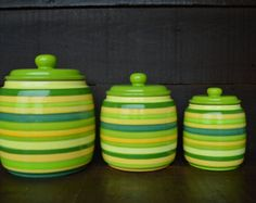 S 3 Orted Gabrielle Canisters Round Accessories Pinterest Kings Lane Rounding And Kitchen Stuff