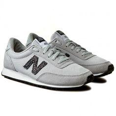 Sneakersy NEW BALANCE - WL410BU Szary