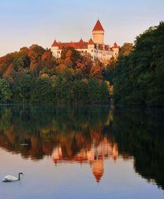 Konopiště castle, Czechia