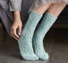 Ravelry: The Knitter, Issue 113 - patterns Crochet Socks Pattern, Knit Or Crochet, Lace Knitting, Knitting Socks, Knitting Patterns, Lace Socks, Wool Socks, Happy Socks, Stitch Patterns