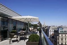 Hotel Sacher Wien - Vienna, Austria In a city...   Luxury Accommodations
