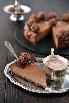 Polish Recipes, Polish Food, Mini Cheesecakes, Sweet Cakes, Love Cake, Cake Recipes, Good Food, Food And Drink, Sweets