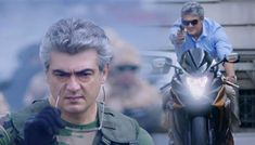 Vivegam starring Ajith is one of the highly expected movies of the year and the post production works for the film is currently progressing in brisk pace.