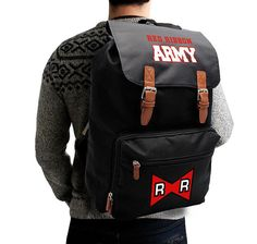 Dragon Ball Z XXL Backpack Red