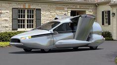 Terrafugia unveils next-generation flying car…