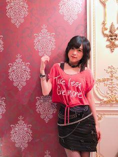 3d Girl, Japanese Artists, My Idol, Bangs, Leather Skirt, Girl Fashion, Ruffle Blouse, Cosplay, Female