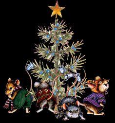 christmas gif   Graphics » Christmas trees Graphics