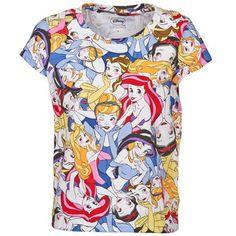 """45,00 € Το μήνυμα είναι ξεκάθαρο: οι γυναίκες κυριαρχούν! Η Eleven Paris διακοσμεί αυτό το μοντέλο με όλες τις αγαπημένες μας πριγκίπισσες Disney με το μότο """"Who run the world"""". Ποια δεν θέλει να ξαναγίνει παιδί; Πληροφορίες :Σύνθεση:    Βαμβάκι : 100% Eleven Paris, Textiles, Blouse, Mens Tops, T Shirt, Women, Fashion, Supreme T Shirt, Moda"""