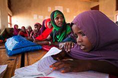 Somali students