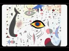 This is a simple video featuring the work of Miro.  It is animated so the shapes and lines in the art work move along with the classical music.  I showed this to my students during a Miro lesson and was surprised by how much they LOVED it!  I didn't think they would have such a strong reaction to something so simple, yet they were captivated by it.