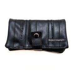 Portemonnaie aus  Schlauch