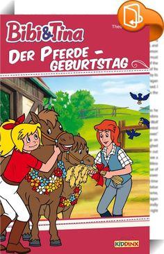 Bibi & Tina - Der Pferdegeburtstag    ::  Die beiden Ponys Max und Moritz haben Geburtstag. Der muss gefeiert werden, finden Bibi und Tina. Leider kann die Ponymama Melinda nicht teilnehmen, weil sie schwer krank ist. Bibi und Tina wenden sich in ihrer Not an die Bäuerin vom Weidenhof, die frühere Besitzerin von Melinda. Wird sie die Stute wieder gesund machen? Kann der Pferdegeburtstag stattfinden?