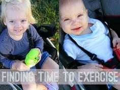 Exercise + the Busy Mom - A Mother Far from Home